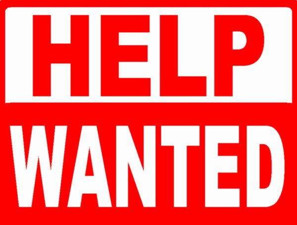 Help Wanted Flyer Template Fiveoutsiders