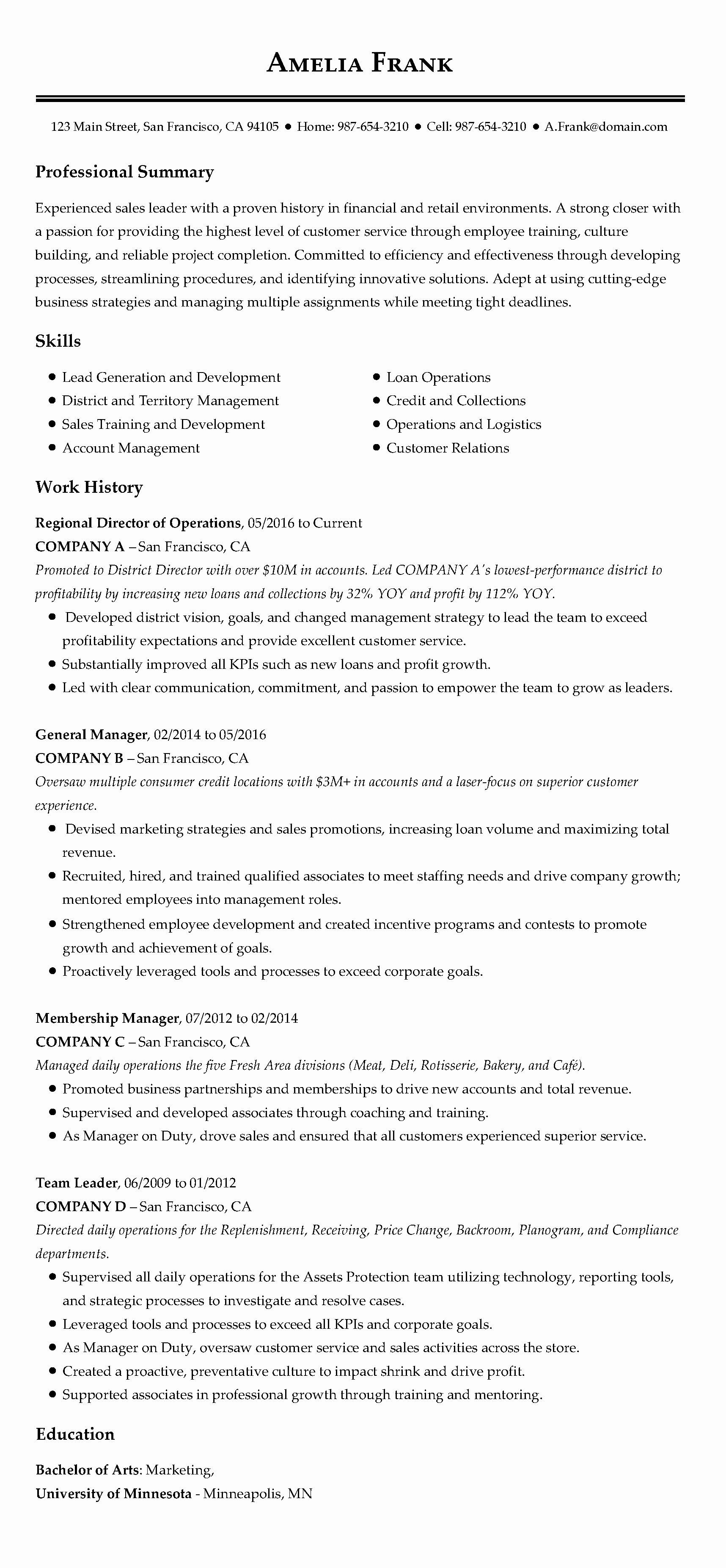 heres what your resume design should look like in 2018