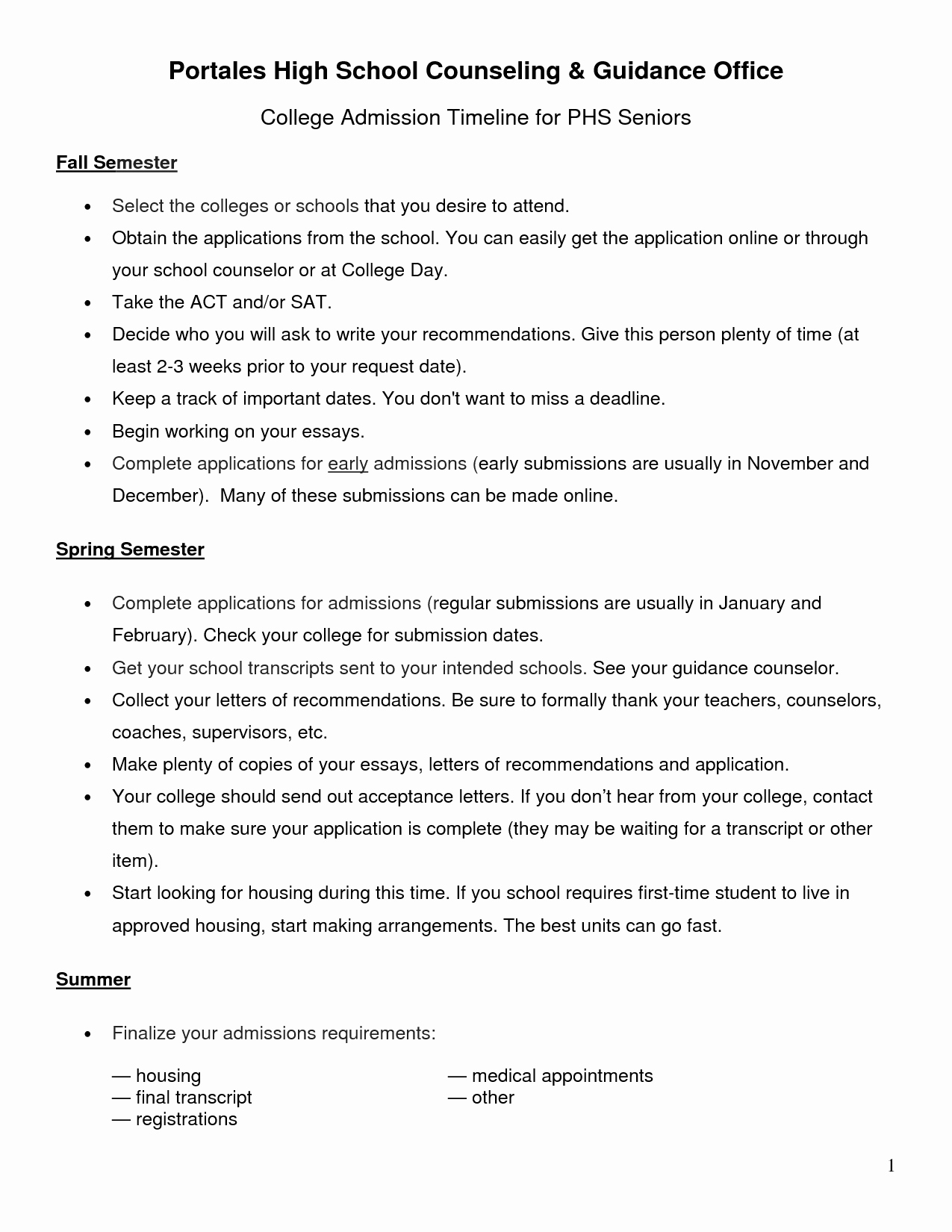 High School Counselor Resume Samples Sidemcicek