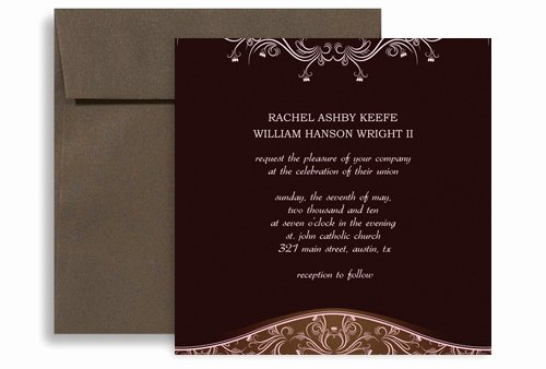 Hindu Indian Template Microsoft Word Wedding Invitation