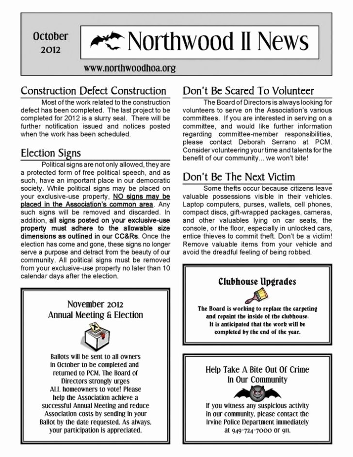 Hoa Newsletter Ideas Studiojpilates