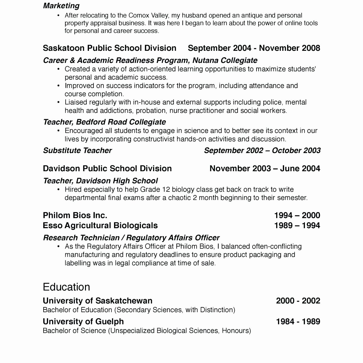 Hobbies List for Resume Sample Of Hobbies and Interests