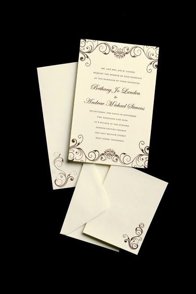 Hobby Lobby Has Diy Invitations Weddings