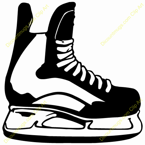 Hockey Skate Template Google Search Hockey