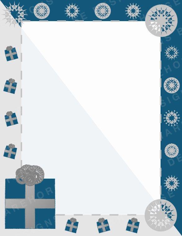 Holiday Stationery Template 11 Free Pdf Jpg Psd