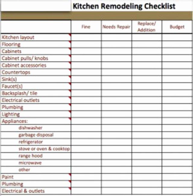 Home Renovation Bud Spreadsheet Excel Bathroom