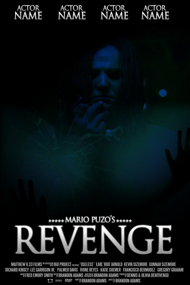 Horror Movie Poster Template Psd 4 by torostorocrcs On