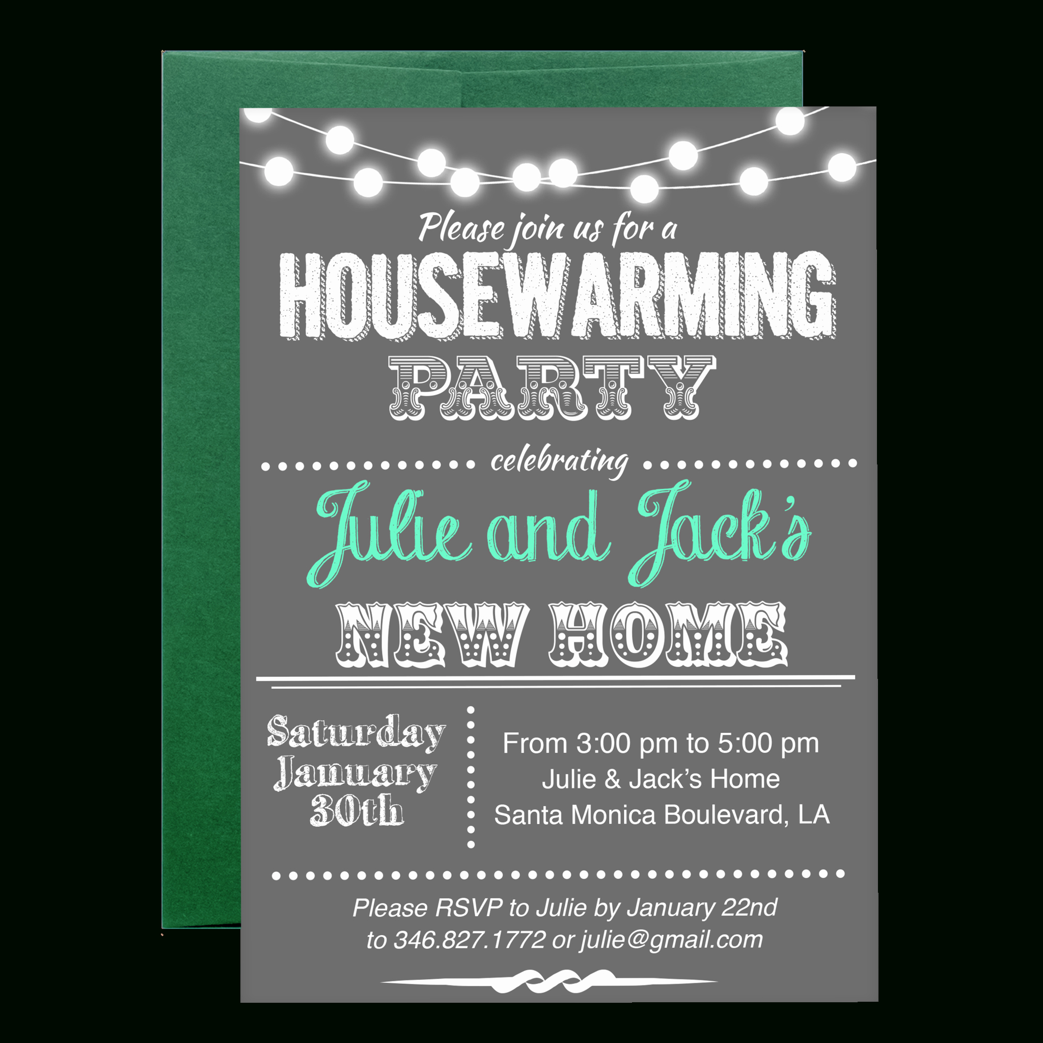 Housewarming Party Invitation Template Xors3d Template 2018