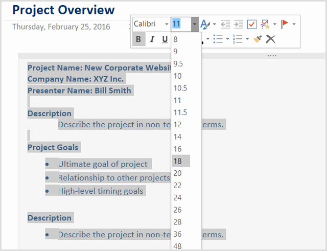 How to Adopt Enote Templates for Project Management