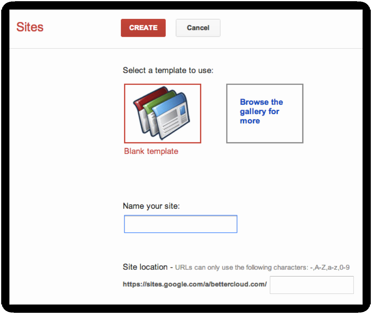 How to Build A Pany Intranet On Google Sites