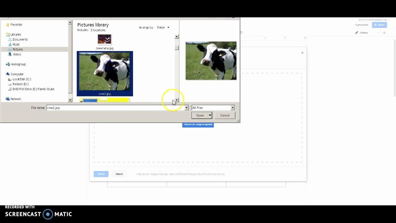 How to Create A Brochure On Google Docs