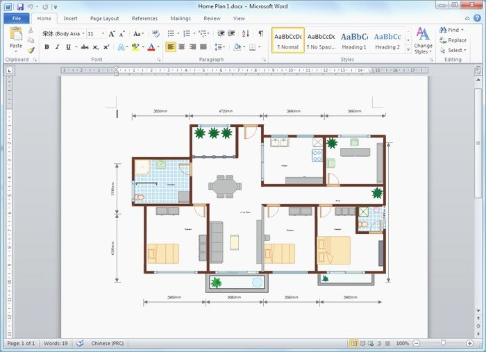 How to Create A Floor Plan In Powerpoint – Playitaway