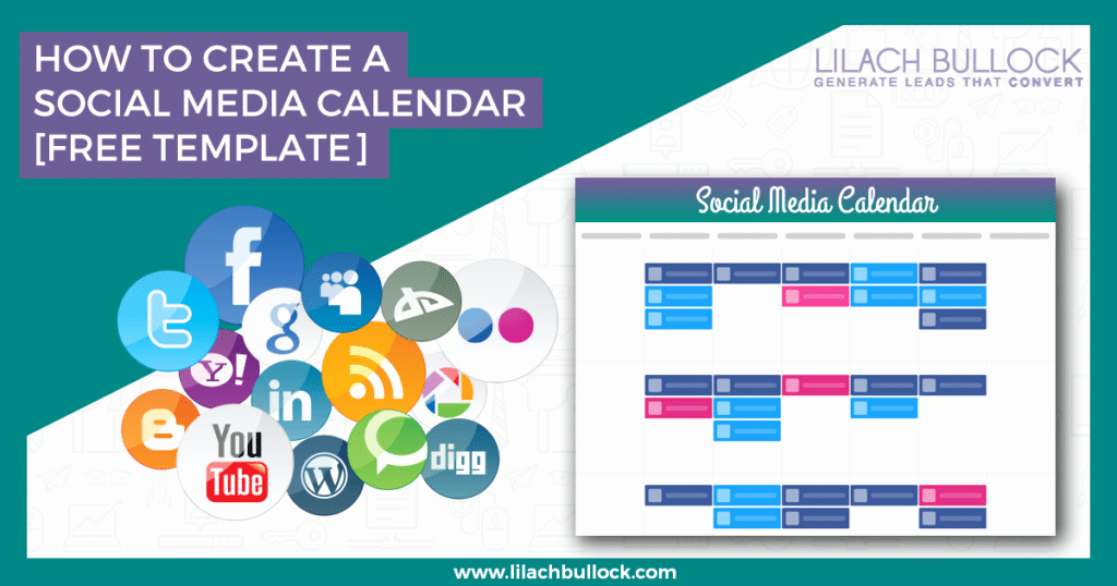 How to Create A social Media Calendar Free social Media