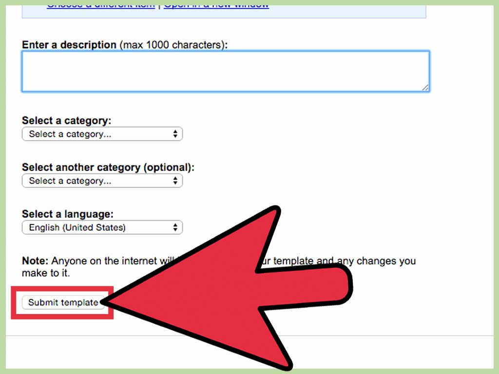How to Create A Template In Google Docs 13 Steps with