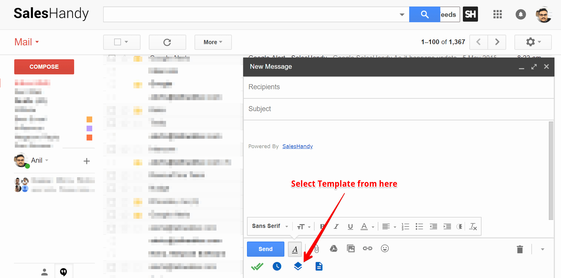 How to Create and Send HTML Email Template In Gmail