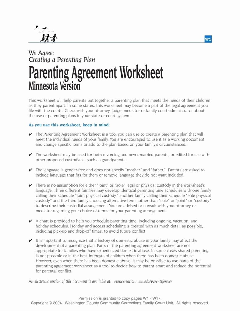 How to Enforce A Custody Agreement Pdf