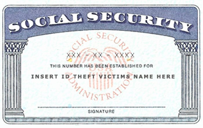 How to Get A New Replacement social Security Card