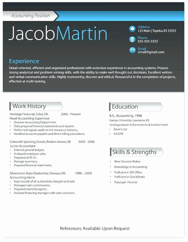 How to Get A Resume Template Microsoft Fice Word 2007