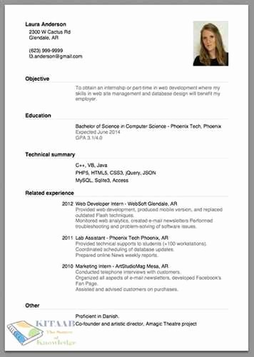 How to Make A Good Resume Great
