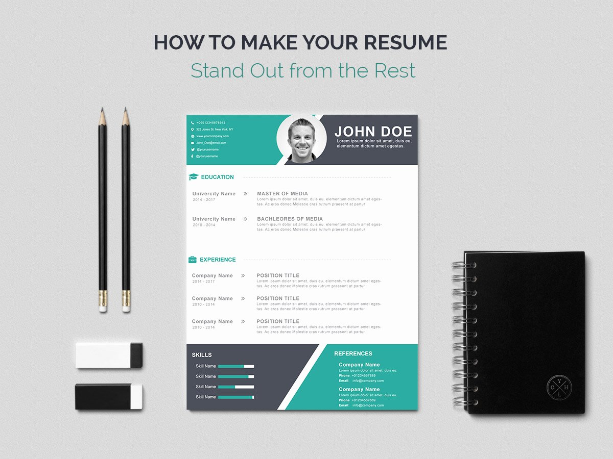 How to Make A Resume for First Job Step by Step