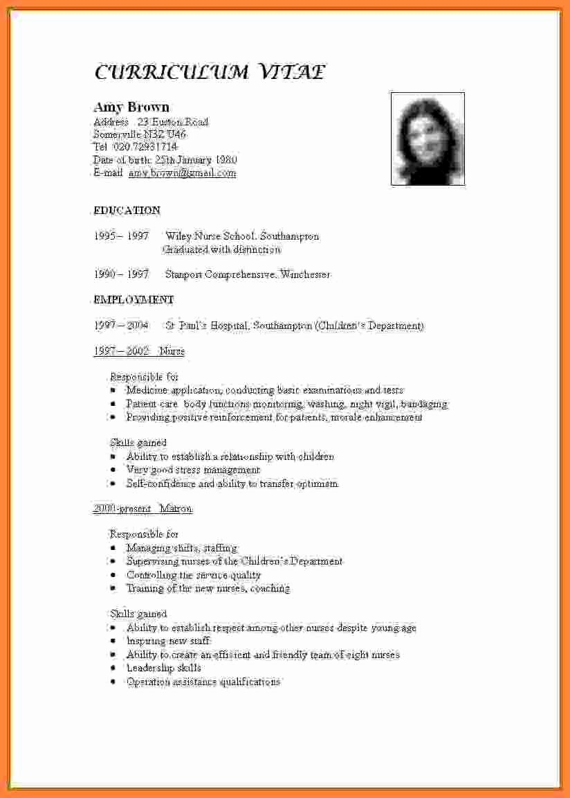 How to Make A Resume for Job Application 2017 13 How to