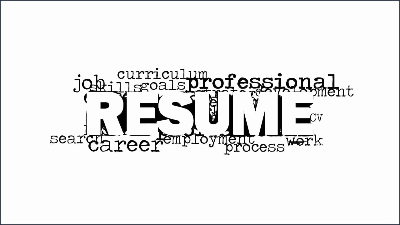 How to Make A Resume In Word and Build A Resume Line