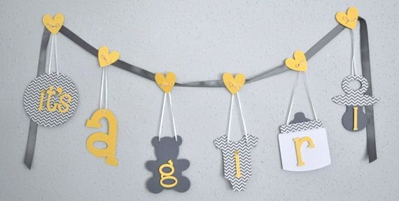 How to Make Baby Shower Banners