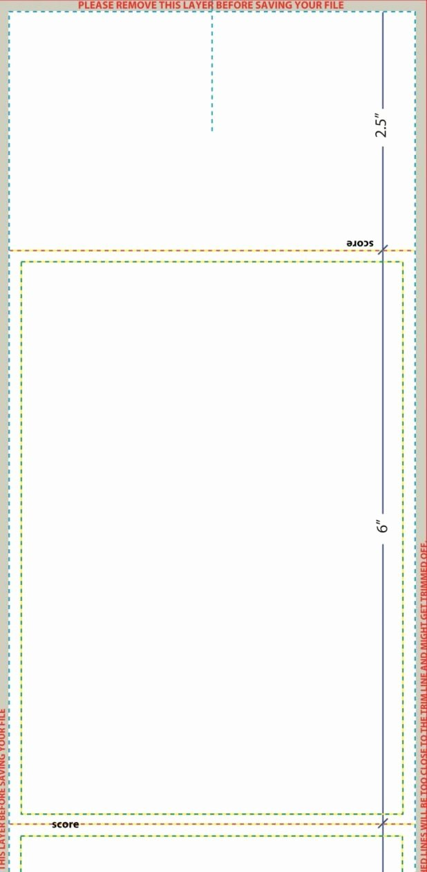 How to Make Table Tents In Publisher 2017