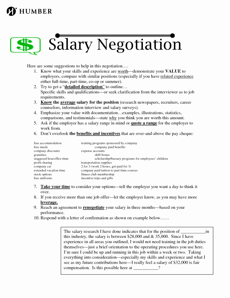 How to Negotiate Salary by Email Examples – Howsto Co