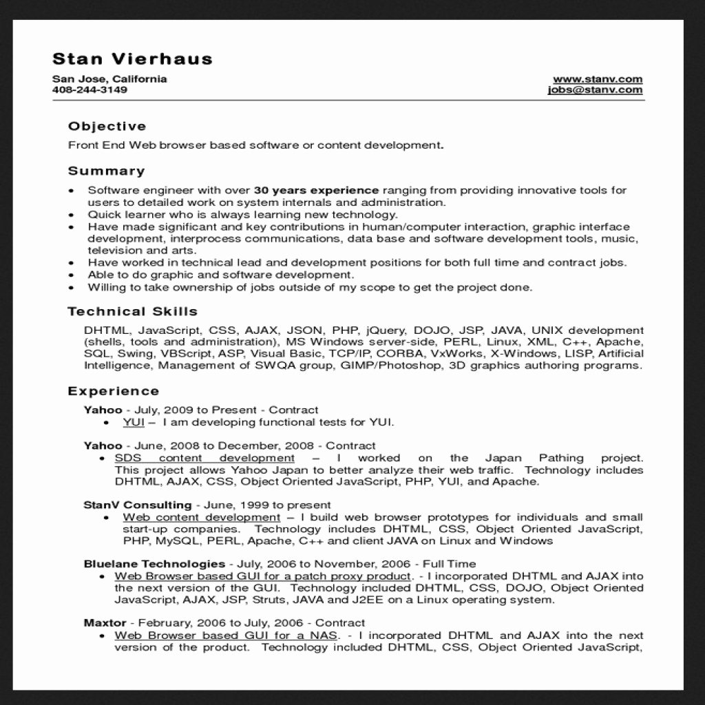 How to Open Resume Template Word 2007