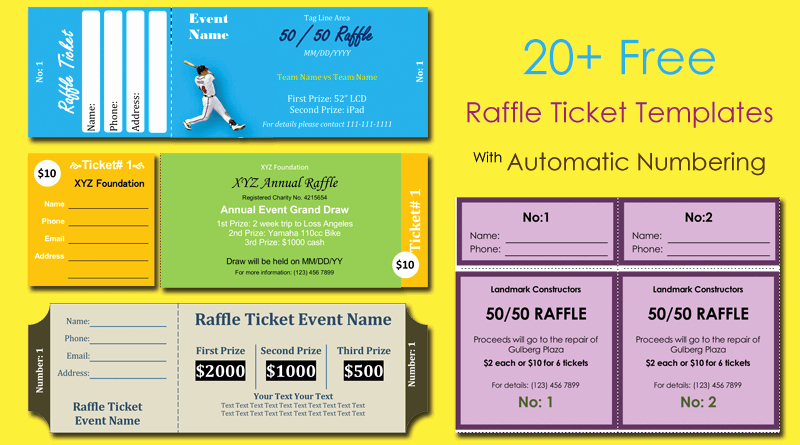 How to organize A Raffle Fundraiser Step by Step