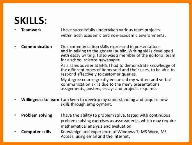 How to Show Teamwork Skills Resume Annecarolynbird