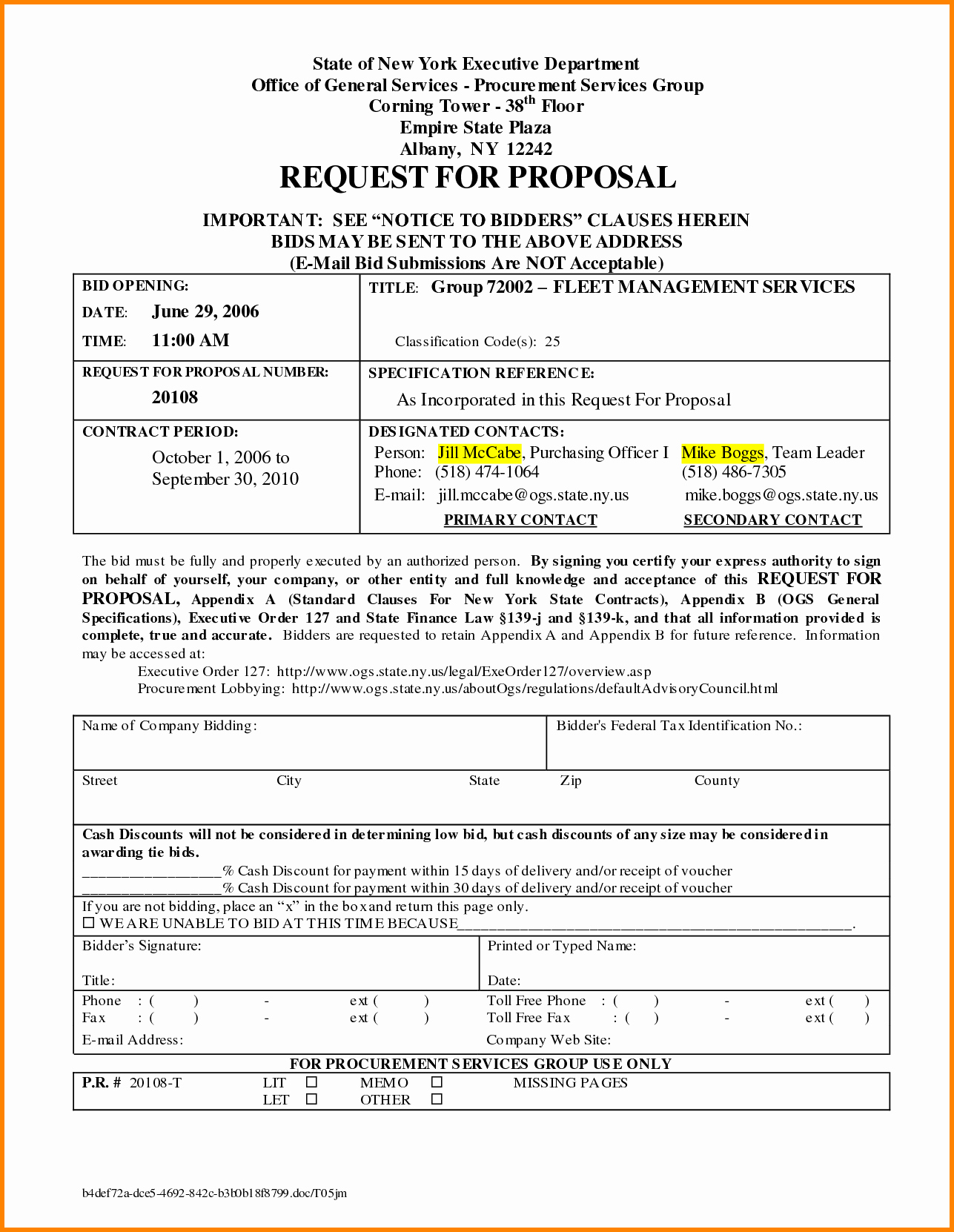 How to Write A Cleaning Proposal Template