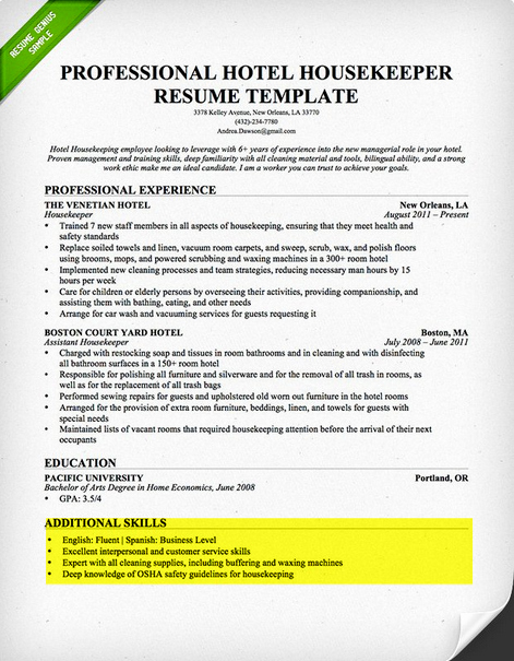 How to Write A Great Resume the Plete Guide