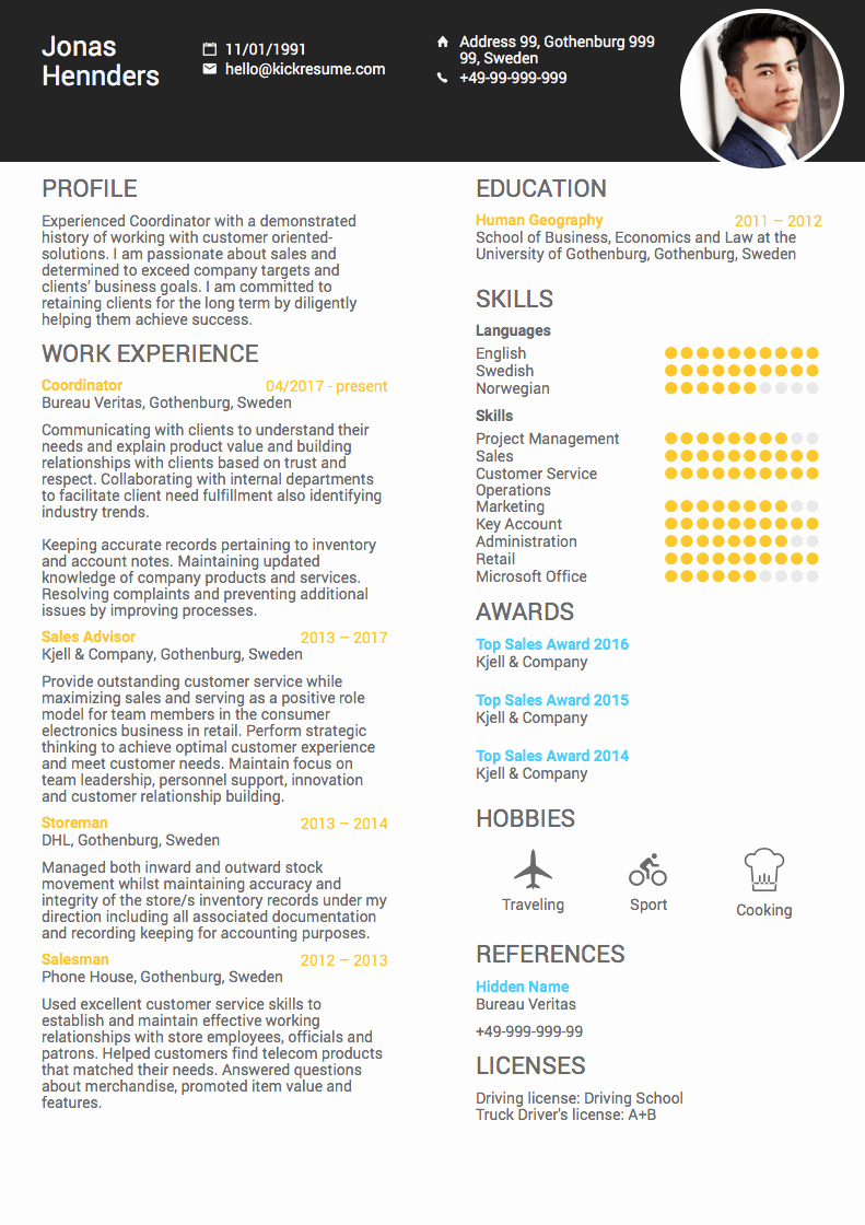 How to Write A Professional Summary On A Resume