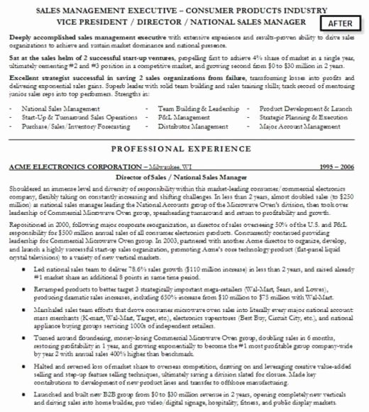 resume help how to write a resume that s results part 3