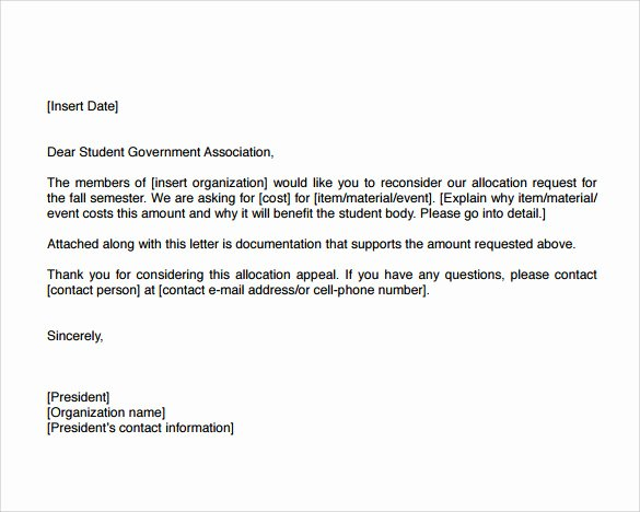 How to Write An Appeal Letter for College Admission Decision