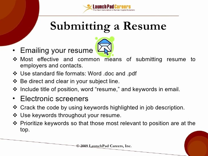 How to Write An Email to Future Employer thesistemplate