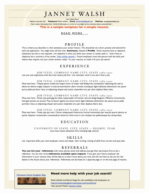 How to Write My Professional Biography Reportspdf89 Web