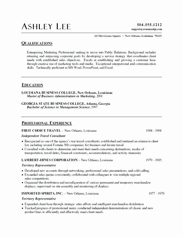 How to Write Summary for Resume – Komphelpso