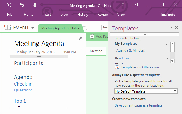 How You Can Use Microsoft Enote for Project Management