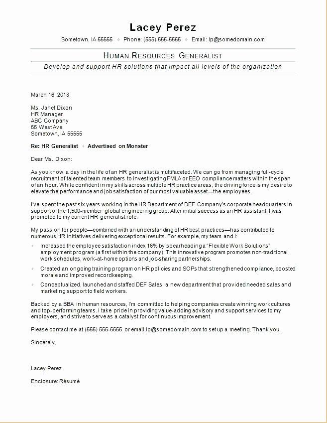 Hr Admin assistant Cover Letter Sarahepps