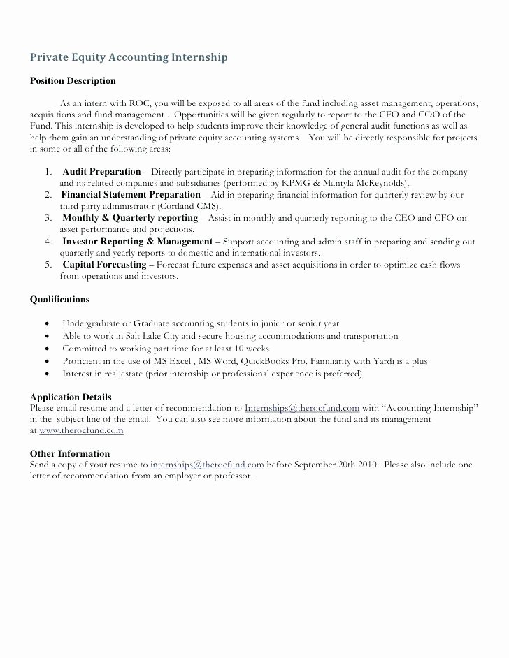 Hr Intern Job Description Resume Duties Tion 2 Key