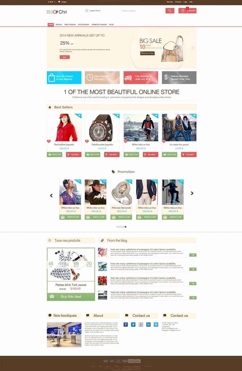 Html Use 20 Best Free Psd E Merce Web Templates 2014 or