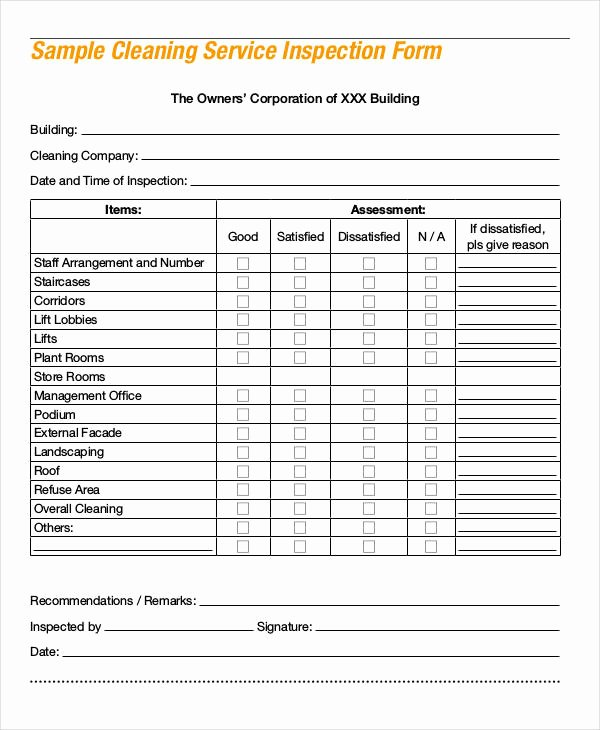 hvac service agreement template