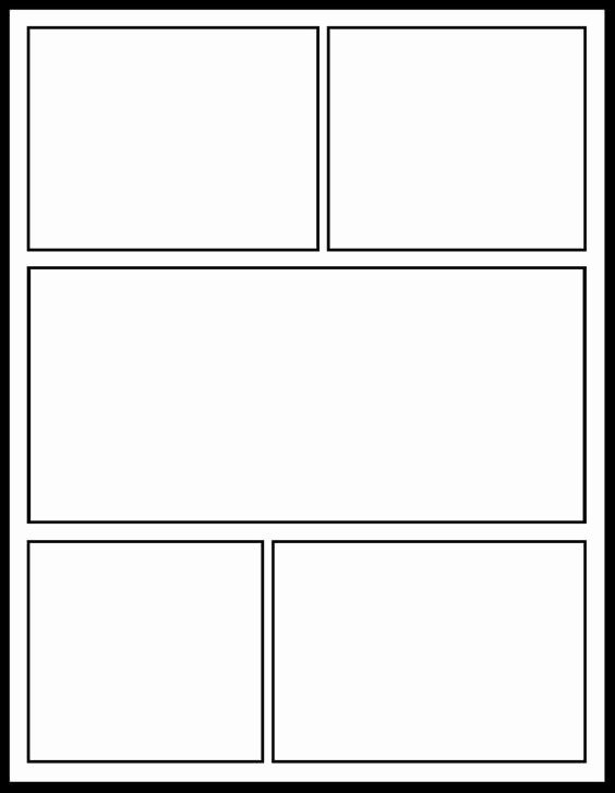 Ic Book Template