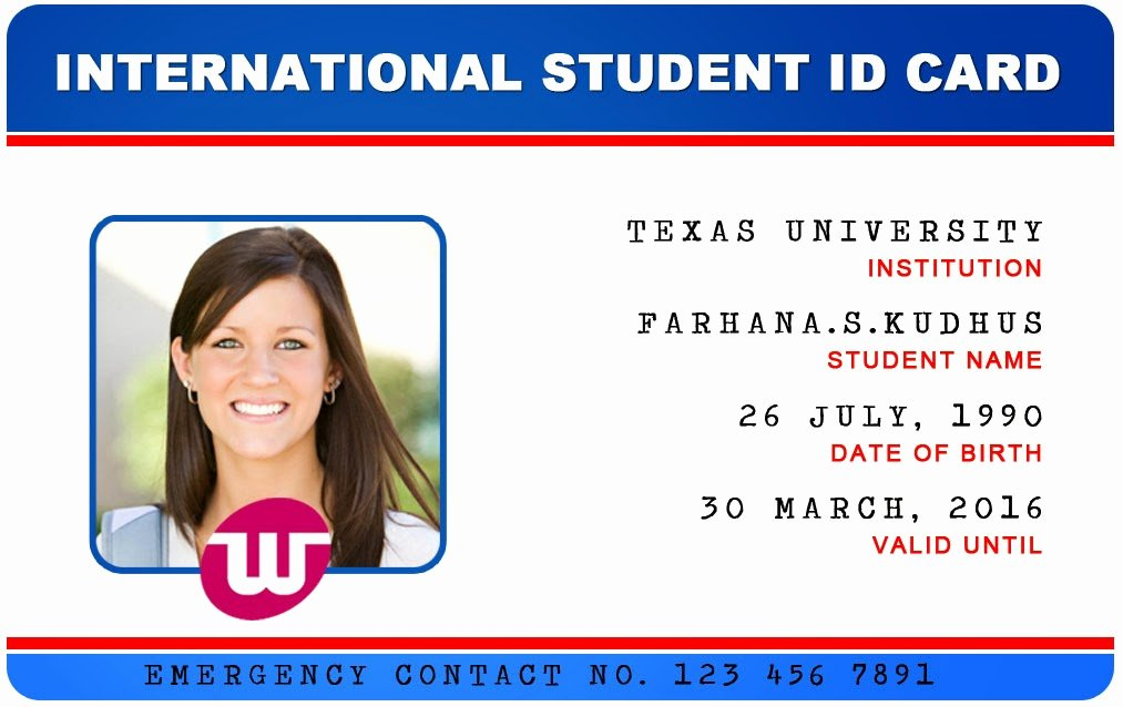 Id Card Coimbatore Ph International