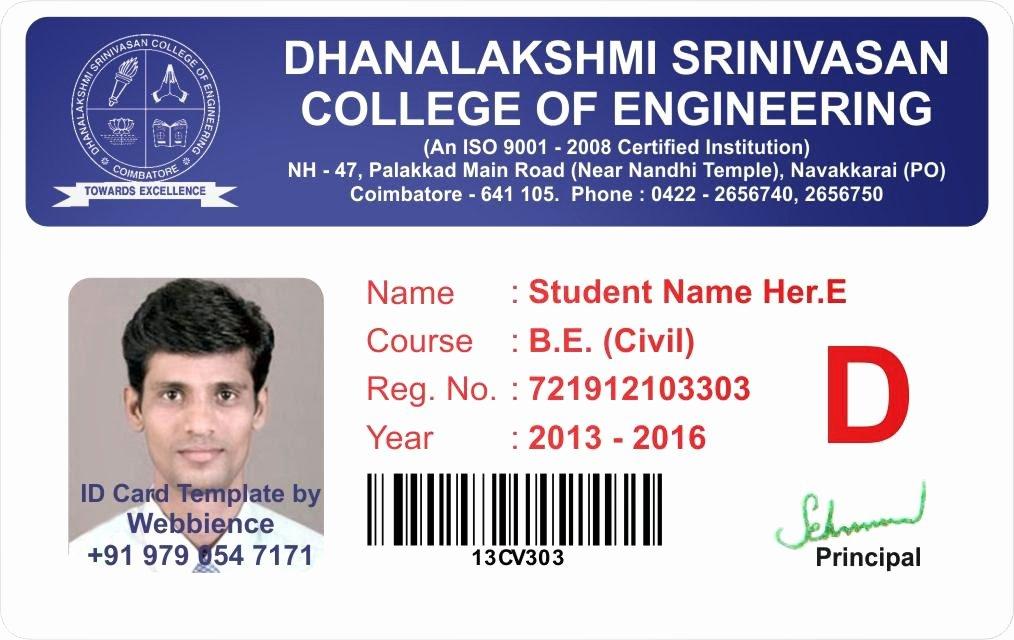 Id Card Coimbatore Ph