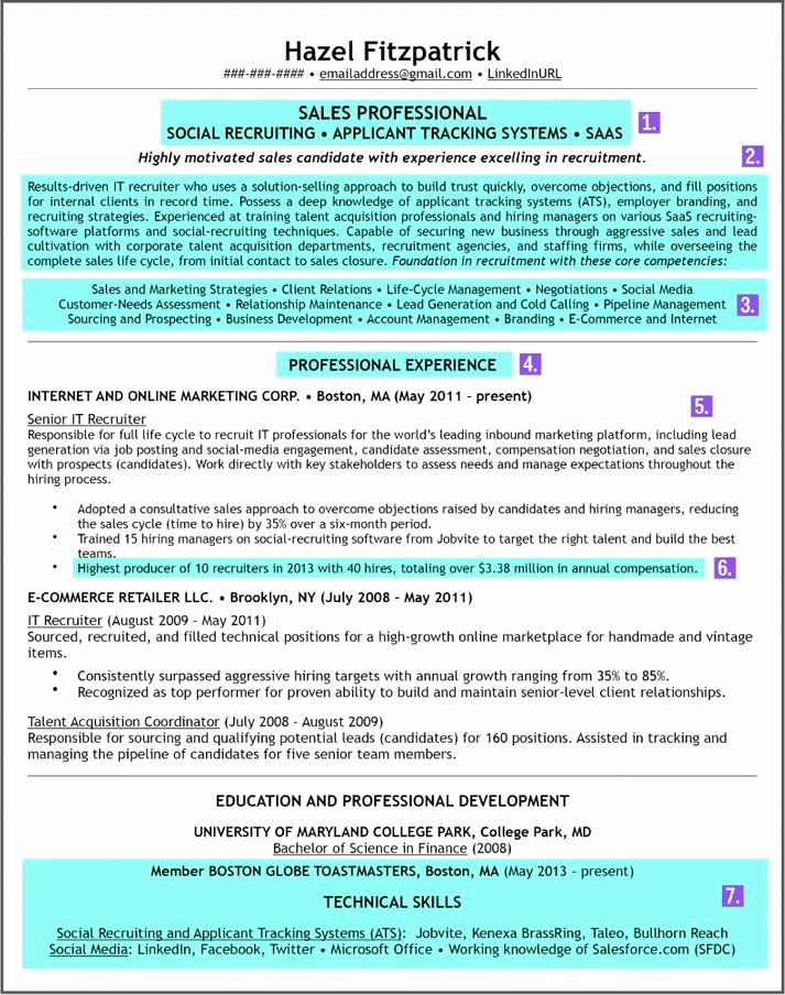 Ideal Resume Career Change Resume for Changing Careers