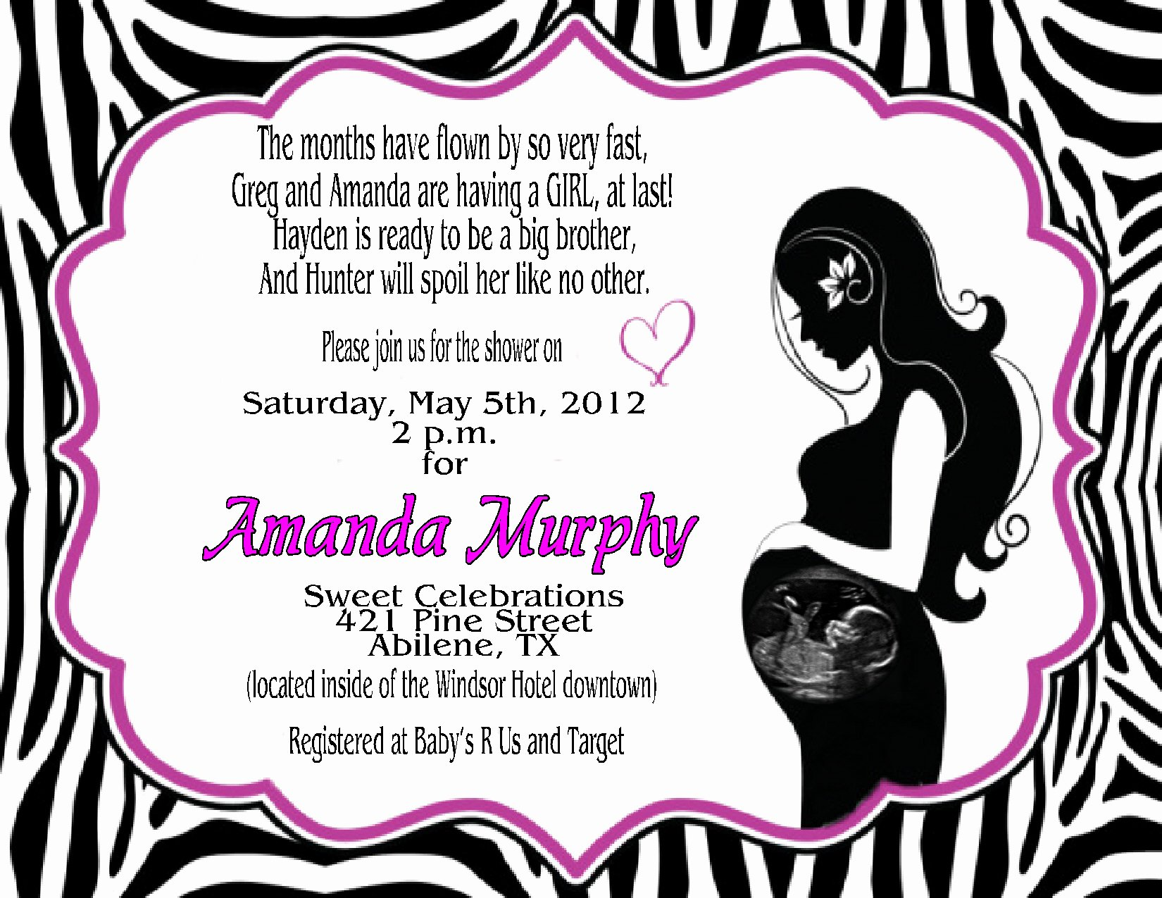 Ideas for Baby Shower Invitation Templates